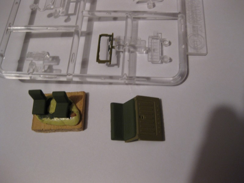 Kubelwagen ,WW.II Ground Vehicle Set [Academy 1/72 ] FINI! Photo111