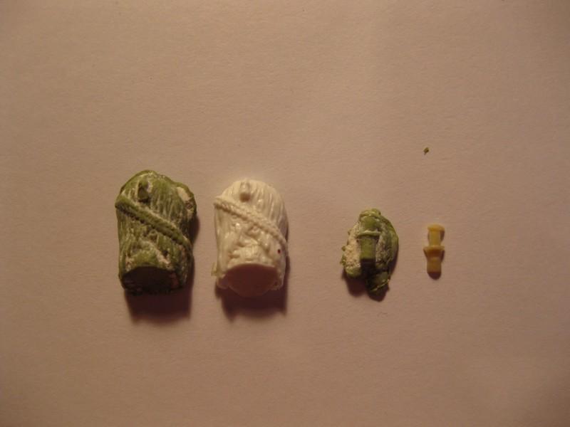 Moulage de pièces à partir de plastique fondu Photo129