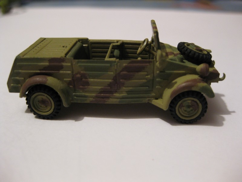 Kubelwagen ,WW.II Ground Vehicle Set [Academy 1/72 ] FINI! Photo153