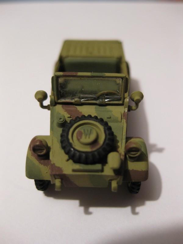 Kubelwagen ,WW.II Ground Vehicle Set [Academy 1/72 ] FINI! Photo154
