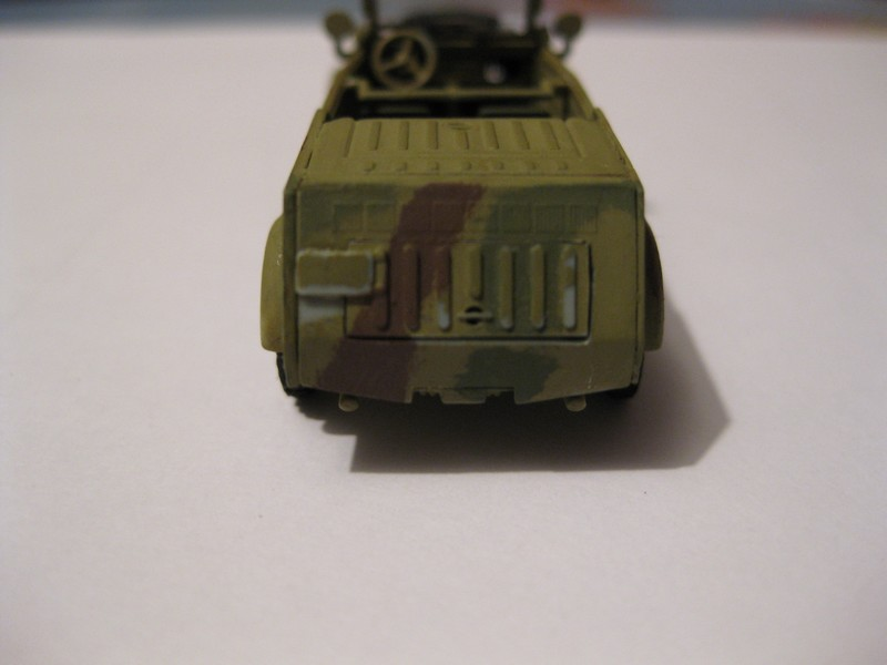 Kubelwagen ,WW.II Ground Vehicle Set [Academy 1/72 ] FINI! Photo156