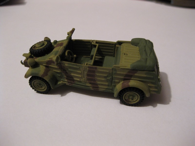 Kubelwagen ,WW.II Ground Vehicle Set [Academy 1/72 ] FINI! Photo161