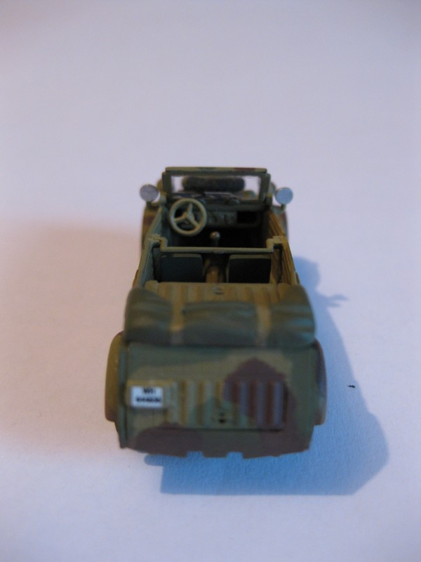 Kubelwagen ,WW.II Ground Vehicle Set [Academy 1/72 ] FINI! - Page 2 Photo193