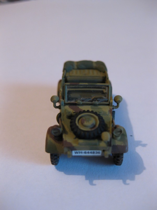 Kubelwagen ,WW.II Ground Vehicle Set [Academy 1/72 ] FINI! - Page 2 Photo194