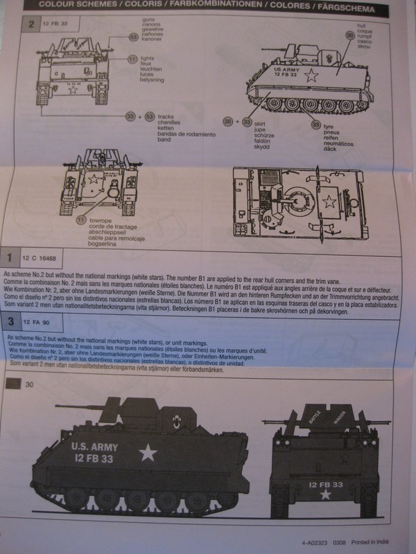 M113 U.S. ACAV [Airfix 1/76 ] ABANDON Photo202