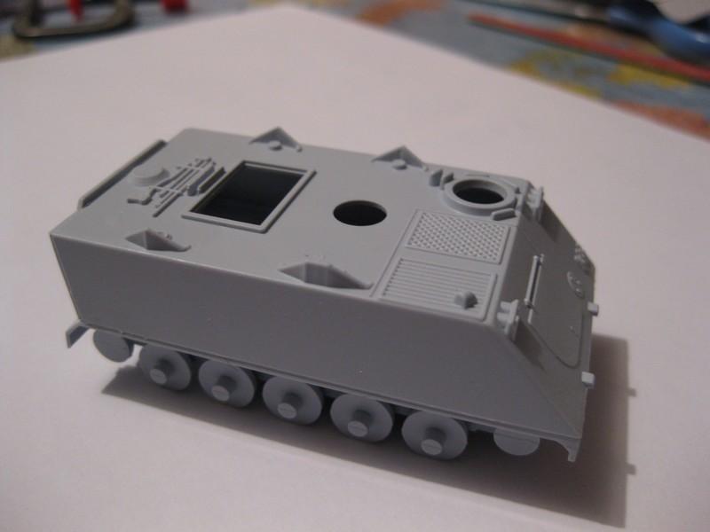 M113 U.S. ACAV [Airfix 1/76 ] ABANDON Photo205