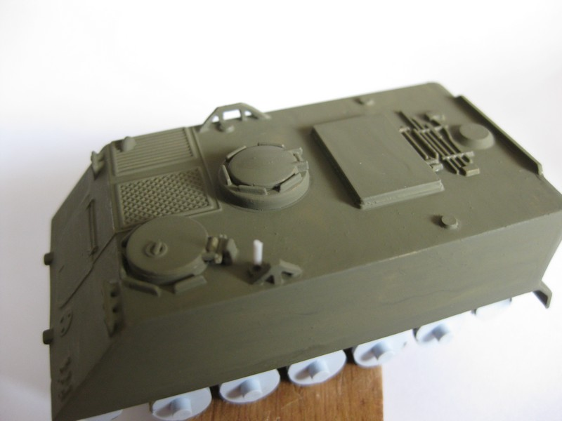 M113 U.S. ACAV [Airfix 1/76 ] ABANDON Photo252