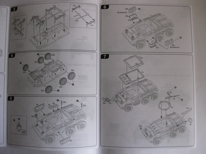 M20 Armored Utility Car  [Italeri, 1/72]: FINI ! Photo266