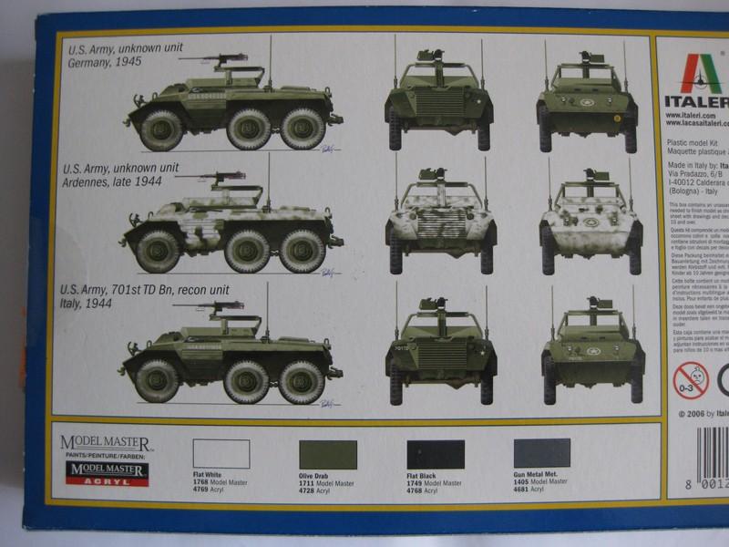 M20 Armored Utility Car  [Italeri, 1/72]: FINI ! Photo267