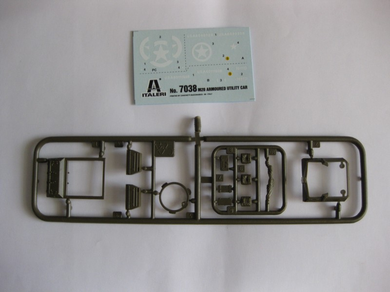 M20 Armored Utility Car  [Italeri, 1/72]: FINI ! Photo270