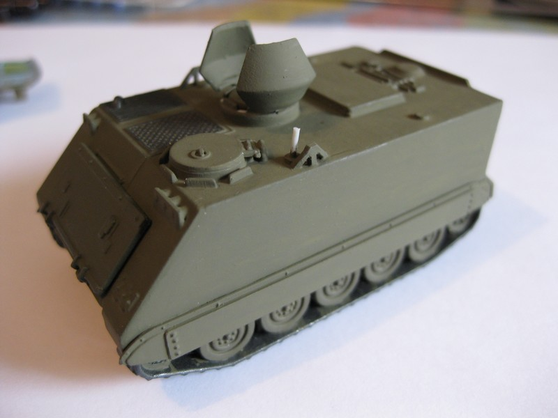 M113 U.S. ACAV [Airfix 1/76 ] ABANDON Photo282