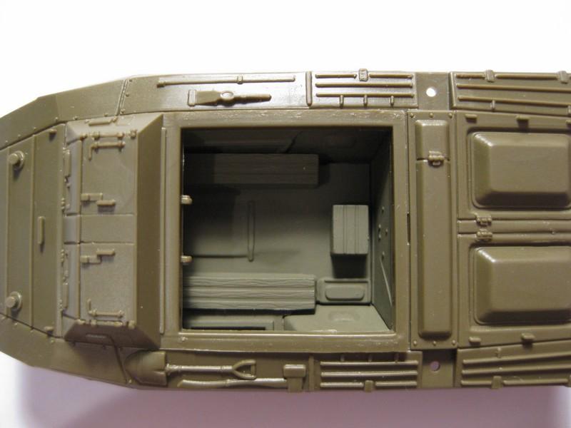 M20 Armored Utility Car  [Italeri, 1/72]: FINI ! Photo300