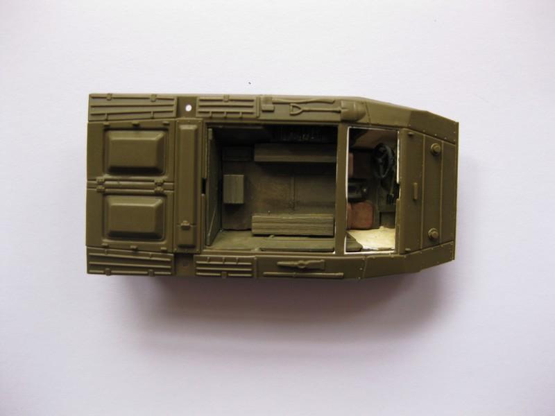M20 Armored Utility Car  [Italeri, 1/72]: FINI ! Photo303