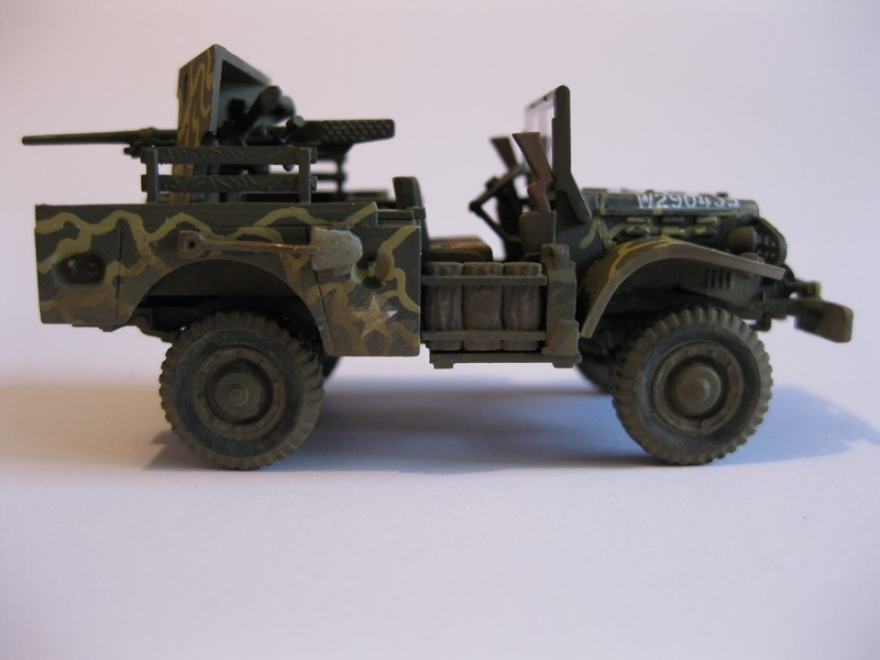 M-6 Anti Tank Vehicle [Italeri , 1/72 ] Photo304