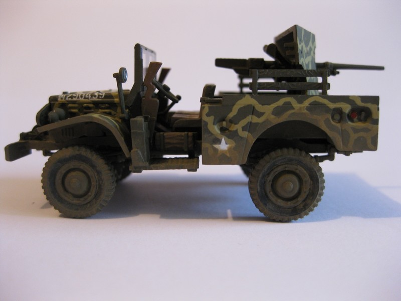 M-6 Anti Tank Vehicle [Italeri , 1/72 ] Photo306