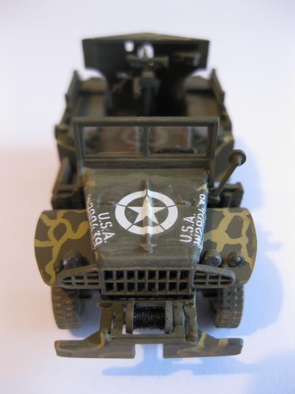 M-6 Anti Tank Vehicle [Italeri , 1/72 ] Photo308