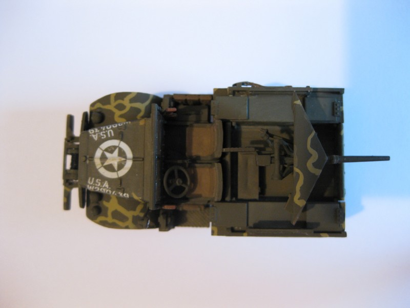 M-6 Anti Tank Vehicle [Italeri , 1/72 ] Photo315