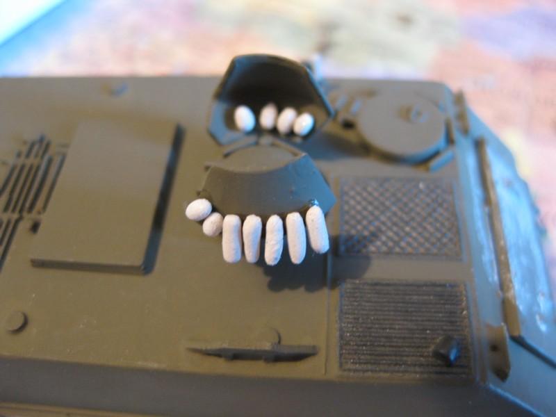 M113 U.S. ACAV [Airfix 1/76 ] ABANDON Photo317
