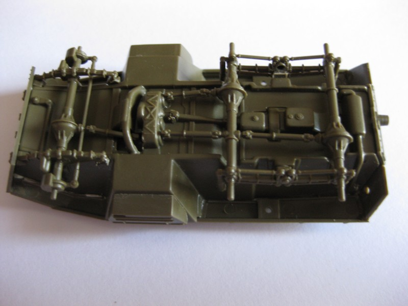M20 Armored Utility Car  [Italeri, 1/72]: FINI ! - Page 2 Photo318
