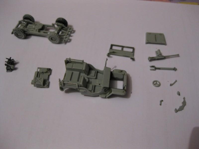 Jeep Willys M.B. [Academy, 1/72 ] FINI ! Photo338