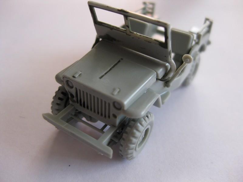 Jeep Willys M.B. [Academy, 1/72 ] FINI ! Photo347