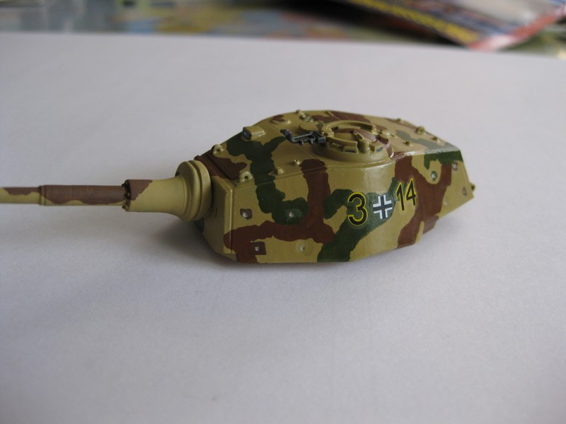 Tiger II Ausf. B Production Turret [Revell, 1/72 ]: FINI! (Ouf!) - Page 3 Photo362