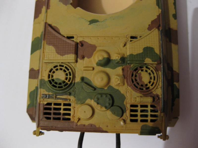 Tiger II Ausf. B Production Turret [Revell, 1/72 ]: FINI! (Ouf!) - Page 4 Photo374