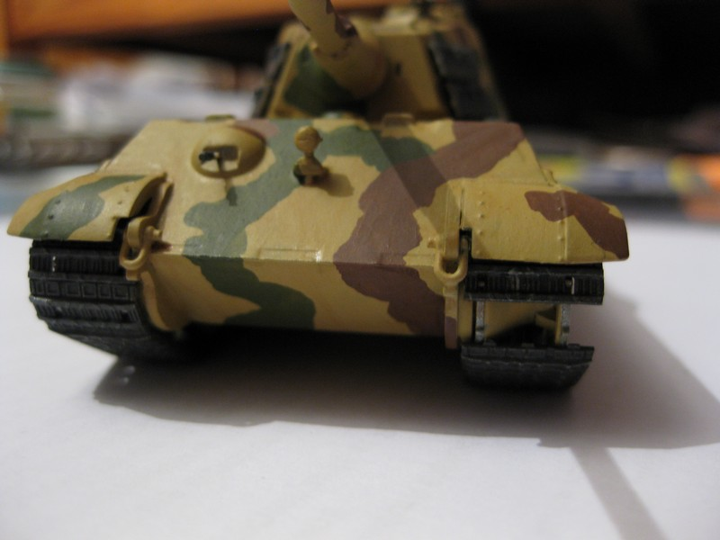 Tiger II Ausf. B Production Turret [Revell, 1/72 ]: FINI! (Ouf!) - Page 4 Photo375