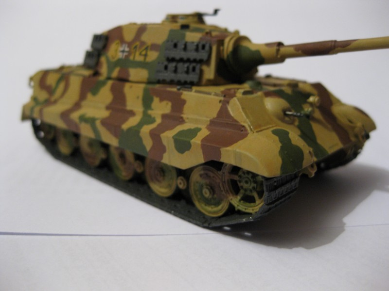 Tiger II Ausf. B Production Turret [Revell, 1/72 ]: FINI! (Ouf!) - Page 4 Photo377