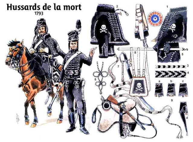 HUSSARD PRUSSE 4ème rgt ANDREA Hussar10