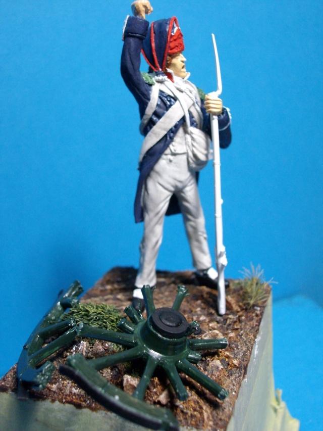chasseur du 10eme bataillon d'infanterie légère 1794 Imgp4126