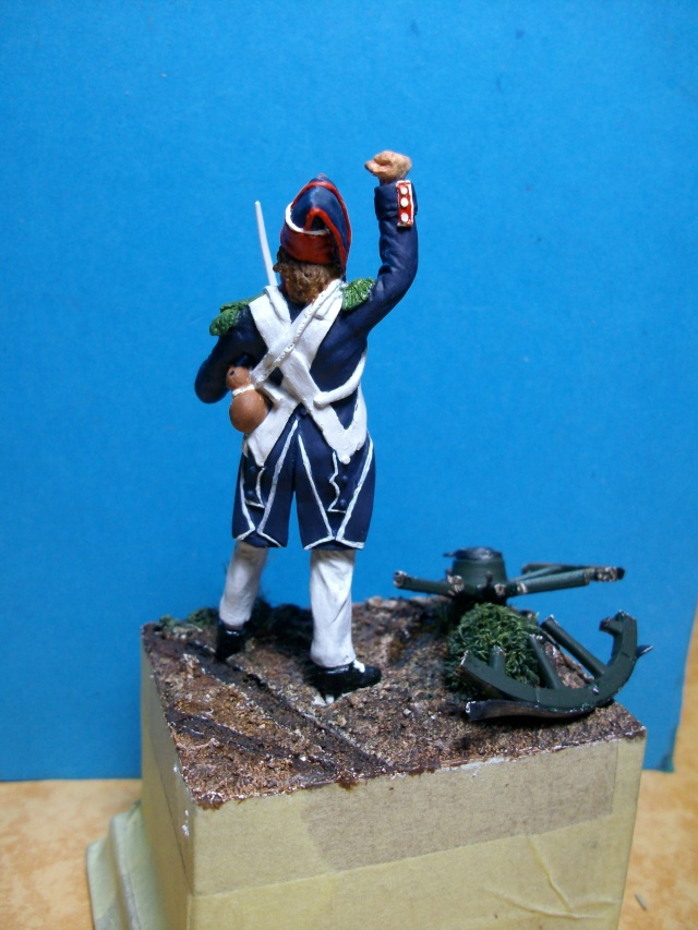 chasseur du 10eme bataillon d'infanterie légère 1794 Imgp4217