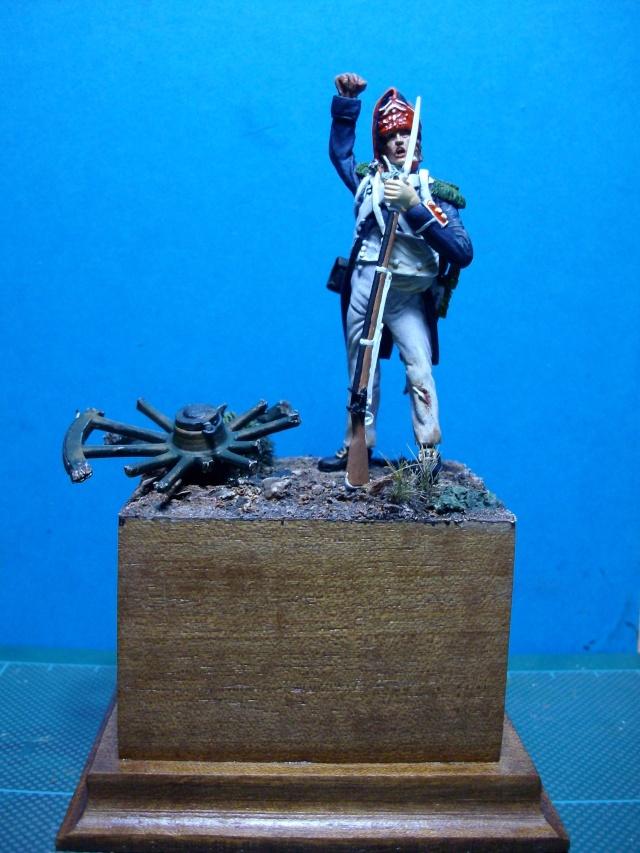 chasseur du 10eme bataillon d'infanterie légère 1794 Imgp4242