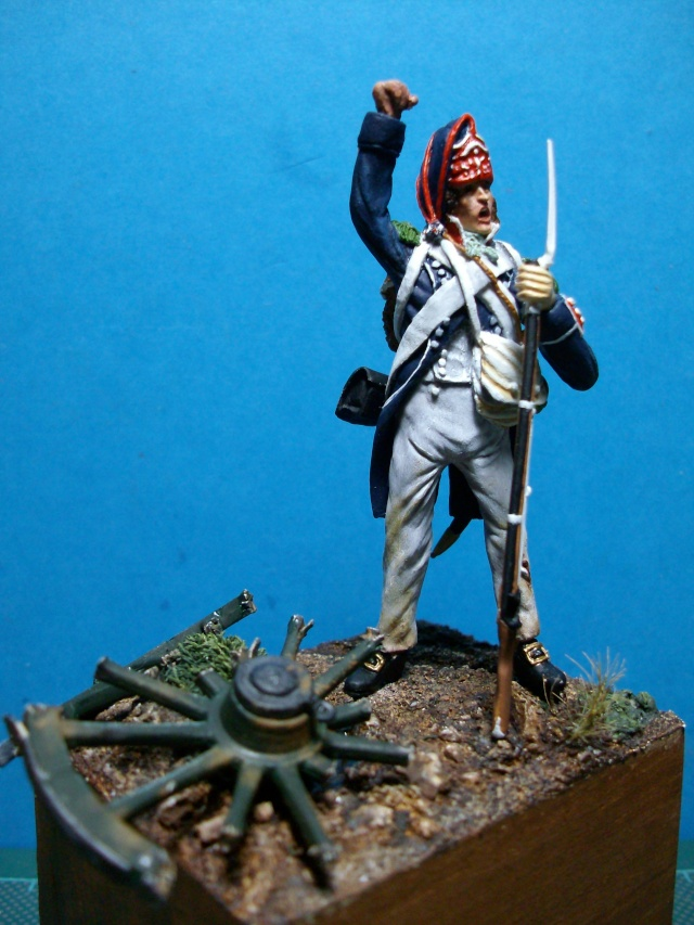 chasseur du 10eme bataillon d'infanterie légère 1794 Imgp4243
