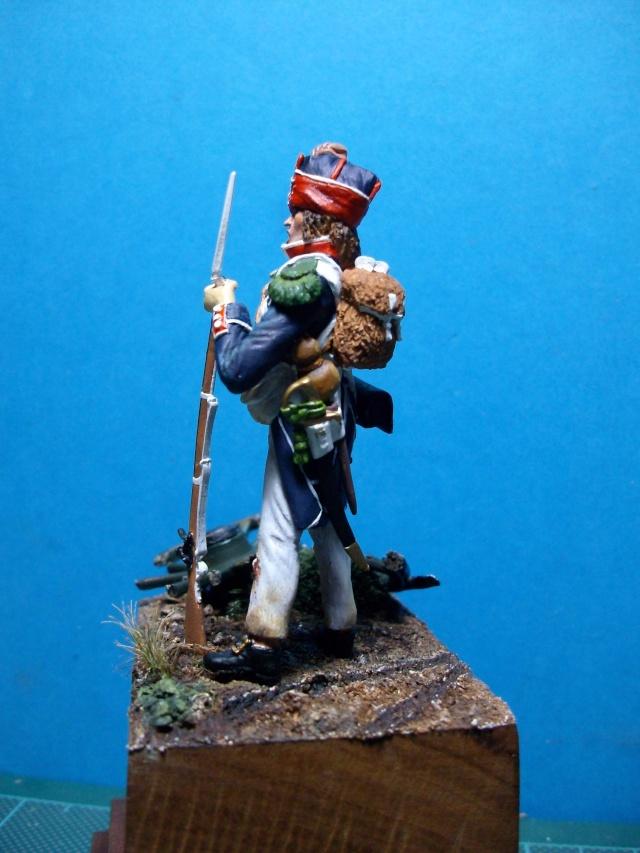 chasseur du 10eme bataillon d'infanterie légère 1794 Imgp4244