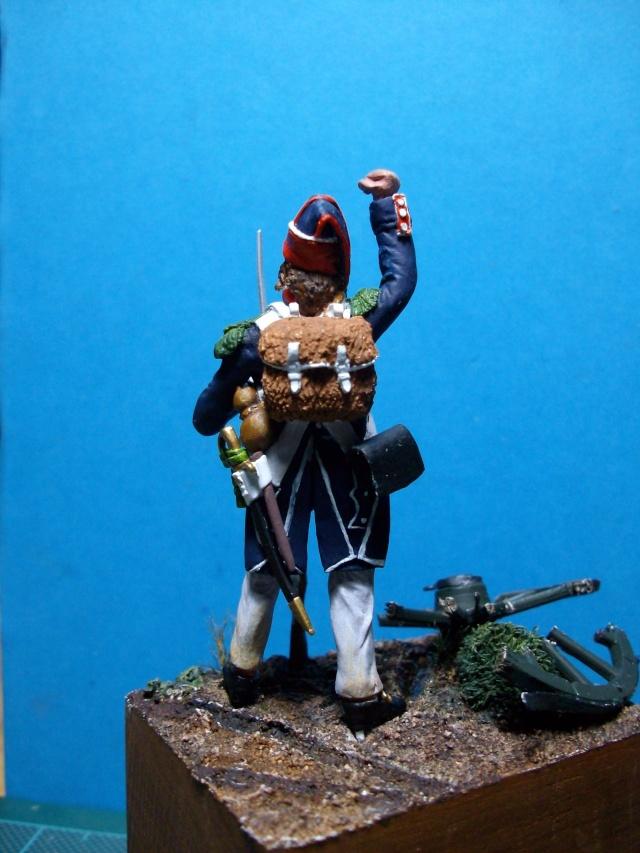 chasseur du 10eme bataillon d'infanterie légère 1794 Imgp4245