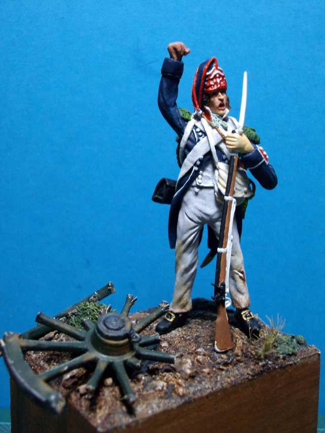 chasseur du 10eme bataillon d'infanterie légère 1794 Imgp4247