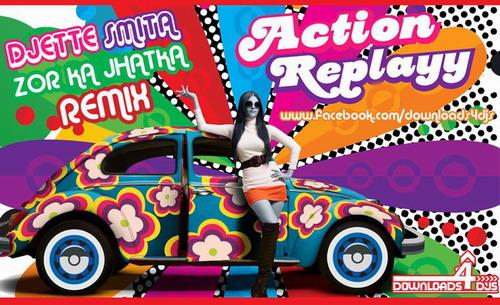Djette Smita - Zor Ka Jhatka Remix 14855510