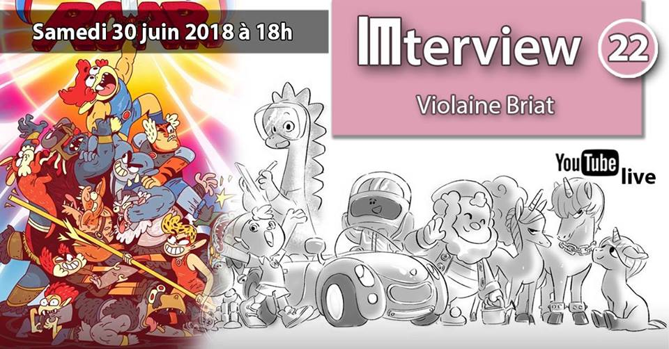 [im] IMterview #22 : Violaine Briat 35932210