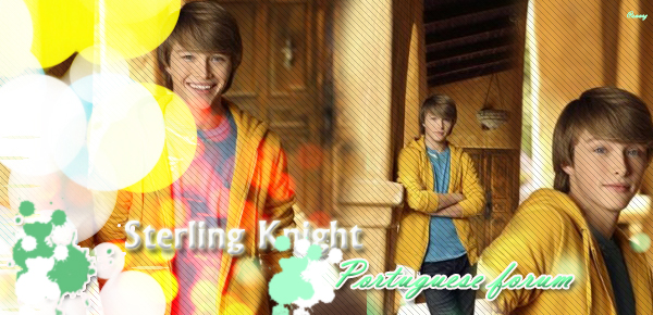 Sterling Knight Portuguese Forum