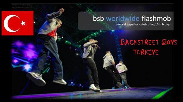 Backstreet Boys Türkiye