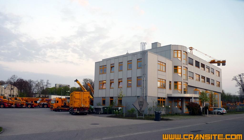 Les grues de WIESBAUER (Allemagne) 2010-090