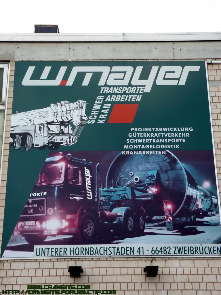 Les grues de W.MAYER (Allemagne) 2010-283