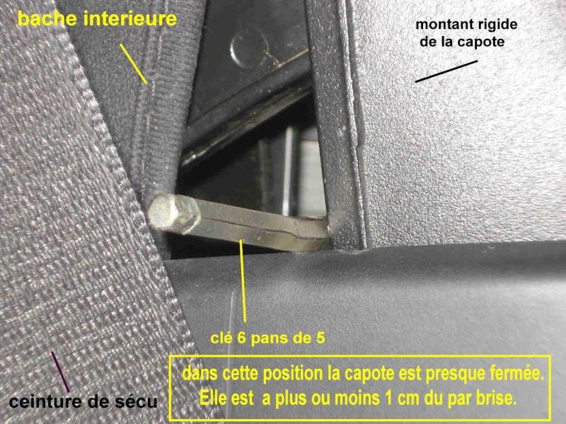 Montage des douilles pour T Top ou Speedster Montag22