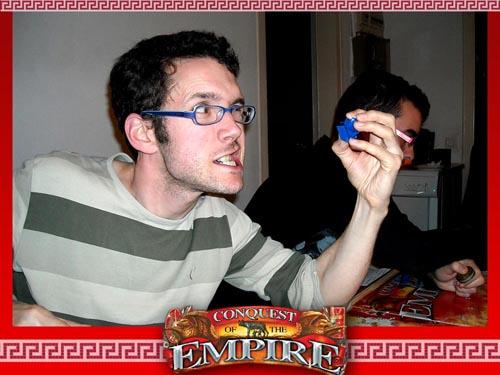 Resumen e imagenes de CONQUEST OF EMPIRES (13 de Marzo 2011) Cinco10