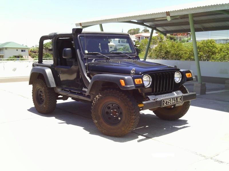 Qu'avez vous fait pour votre Jeep aujourd'hui ? - Page 2 Imag0011