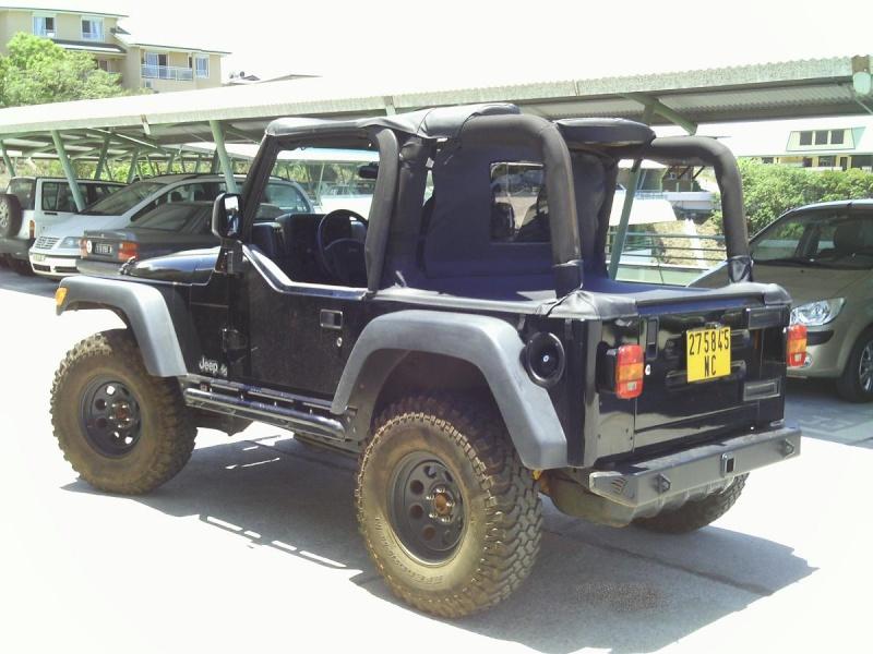 Qu'avez vous fait pour votre Jeep aujourd'hui ? - Page 2 Imag0012