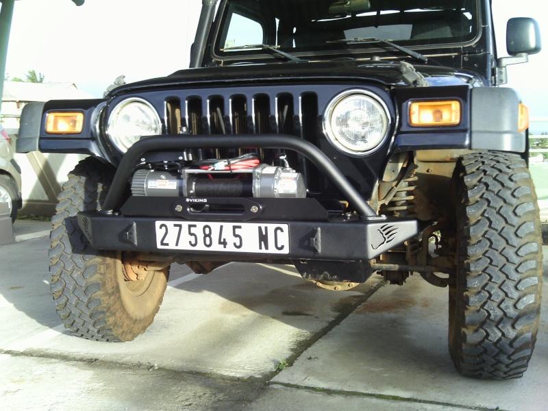 Qu'avez vous fait pour votre Jeep aujourd'hui ? - Page 2 Imag0017