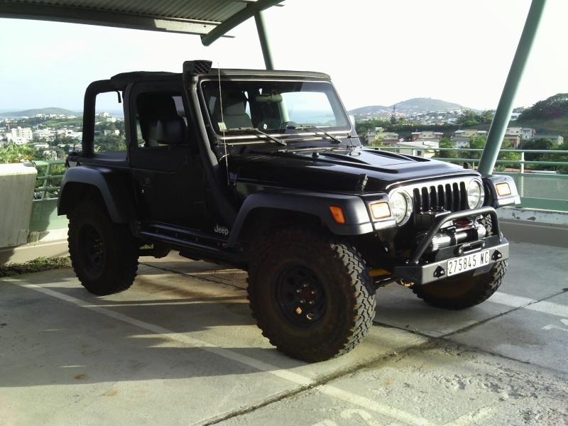 Qu'avez vous fait pour votre Jeep aujourd'hui ? - Page 2 Imag0018