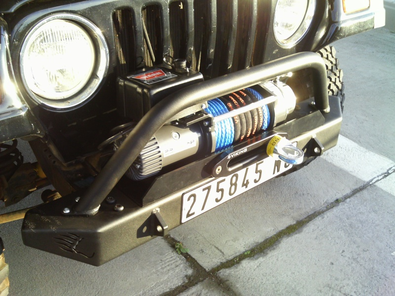 Qu'avez vous fait pour votre Jeep aujourd'hui ? - Page 2 Imag0019